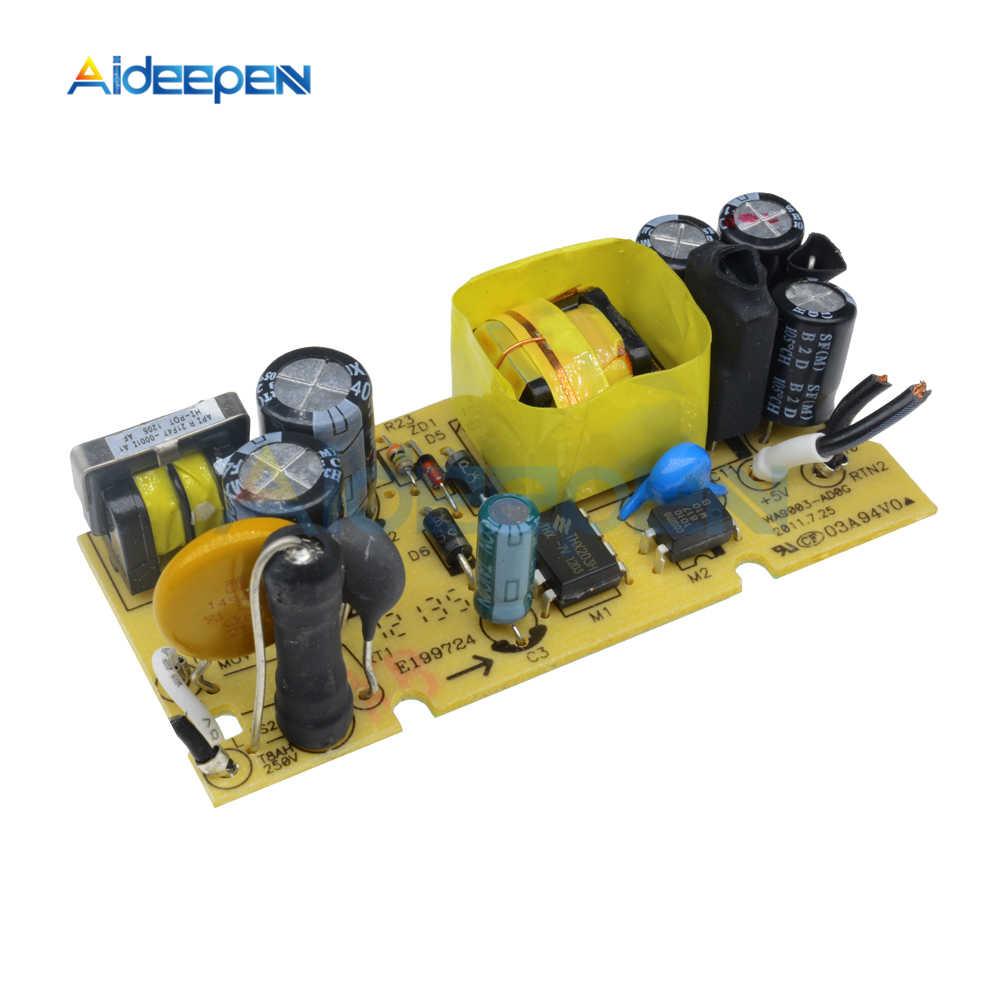 AC-DC 5V 2A 2000MA commutation Module d'alimentation surtension surintensité court-Circuit Protection bricolage commutateur