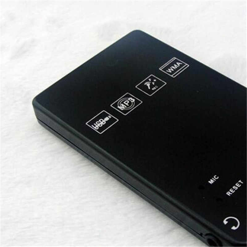 """1.8 """"TFT Màn Hình Kỹ Thuật Số Mini 8GB MP4 Cầu Thủ Kim Cương Màu Đen Thể Thao MP3 Nghe Nhạc, hỗ trợ Video Trò Chơi Phim FM, Quà Tặng Giáng Sinh"""