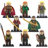 Wholesale 20pcs Lot Lord Of The Rings Hobbit Super Heroes Building Block Game Of Thrones Brienne