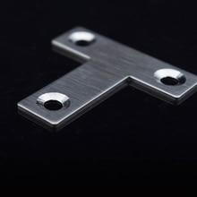 DHL free shipping Stainless steel furniture corner bracket wholesale price 1000pcs/lot hardware