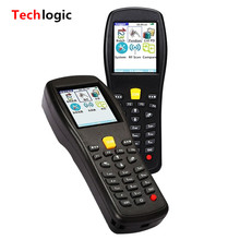 Techlogic X3 Bar Code De Poche Terminal PDA pour Supermerket Entrepôt Inventaire Laser Sans Fil Barcode Scanner Bar Code Reader