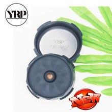 YRP prismo Design 프렌치 프레스 에스프레소 휴대용 커피 메이커 Yuropress 또는 Aeropress 부품 용 스테인레스 스틸 드립 필터 캡