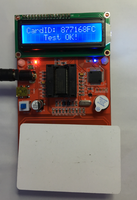 RC500 RC632 RC531 RC400 Chip Test Board RDID Test Stand