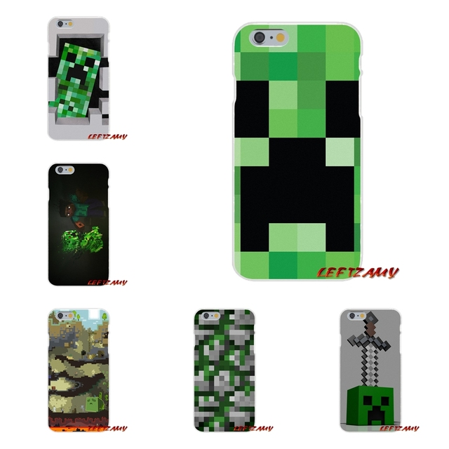 Creeper Minecraft For Motorola Moto G Lg Spirit G2 G3 Mini G4 G5 K4