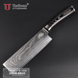 Damascus knives kitchen Japanese damascus vg10 chef knife 67 layers damascus steel kitchen knives Timhome