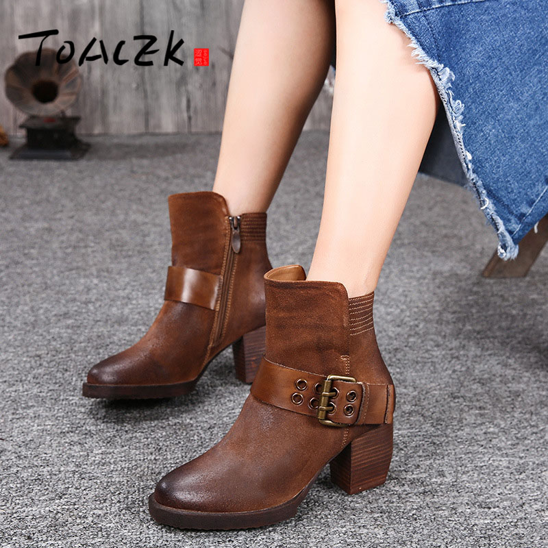 Genuine Leather Ankle women Boots Comfortable quality soft Shoes Brand Designer Handmade with furGenuine Leather Ankle women Boots Comfortable quality soft Shoes Brand Designer Handmade with fur
