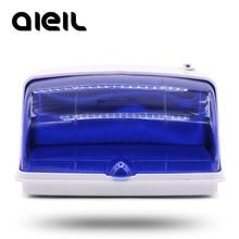 UV Sterilizer for Tools Nail Sterilizer Manicure Machine UV Disinfection UV Tool Sterilizer Box Nail Salon Machine Manicure Tool