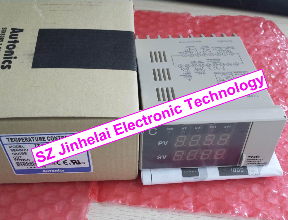 Authentic original TZ4W-14S AUTONICS Temperature controller AC100-240V tc4w n4r new and original autonics ac100 240v