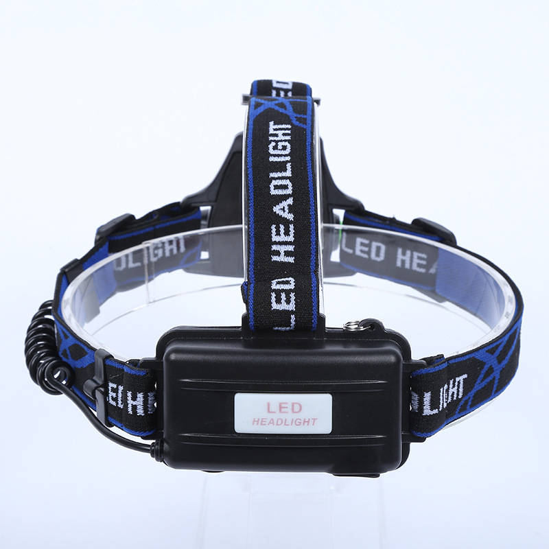 LED Headlight CREE T6 led headlamp zoom 18650 Head lights head lamp 2000lm XML-T6 zoomable lampe frontale LED flashlight