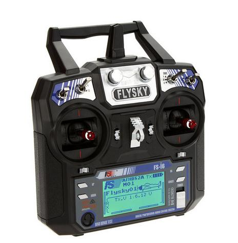 Ship Out Within 24 Hours 2 4GHz 6CH Flysky FS i6 AFHDS 2A Radio System Transmitter
