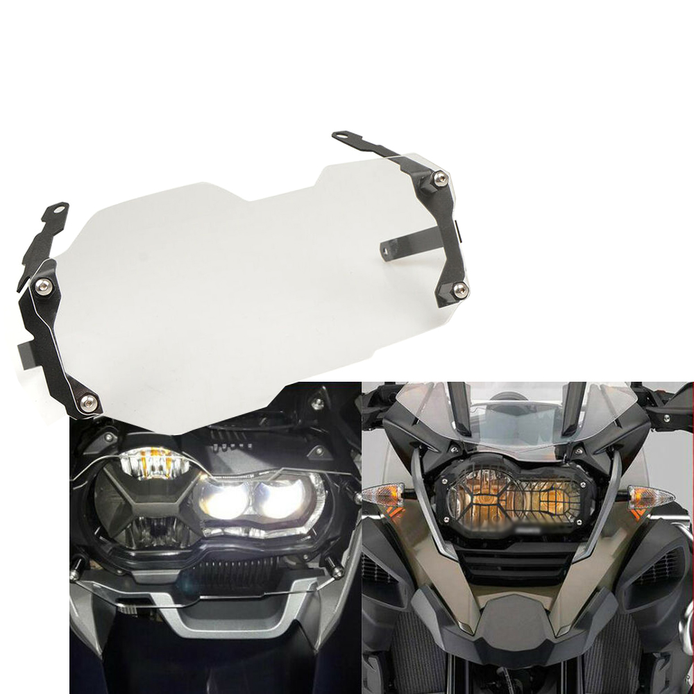 Motorcycle Headlight Protector Grille Guard Cover For BMW R1200GS R 1200 GS LC Adventure Accessories Motor Parts