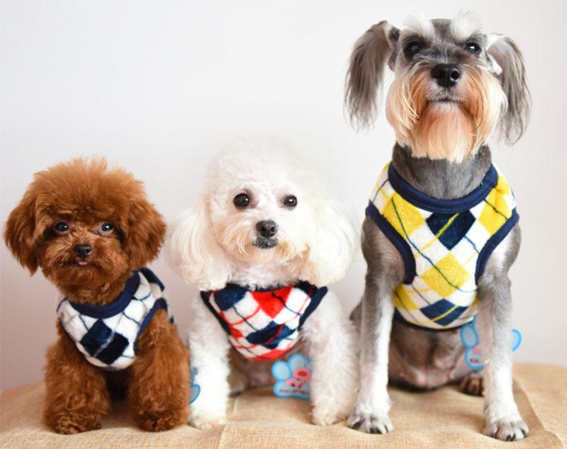Plaid Large Dog Vest Keep Warm Soft Fleece Dog Sweater Coat Pet Clothes Labrador Husky Big Dogs Costume 2XL 3XL 4XL 5Xl 6XL8