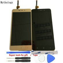 Mythology For Xiaomi Redmi 4A Touch Screen Display 5.0 Replacment Digitizer Assembly Mobile Phone LCDs With Frame