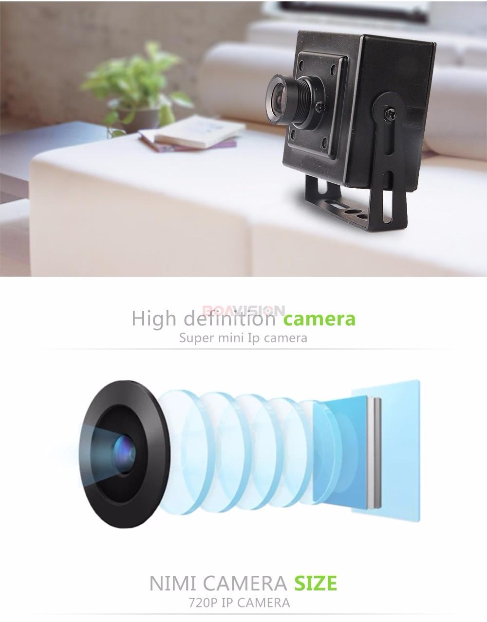 03 Mini CCTV Security Camera