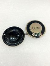 Hot sprzedaż darmowa wysyłka głośnik 8 ohm 2 W mobilna DVD EVD mały głośnik średnica 2 8 CM grubości 0 5 CM tanie tanio standard