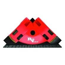 Лазерный уровень RedVerg RD-SQ (расстояние замера до 10 м, погрешность ±0,5 мм, настенное крепление, 2 луча, питание: 3x1.5 В LR6 (AA))