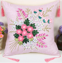 Buy Embroidery Cushion Cover Kits And Get Free Shipping On