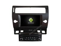 Android CAR DVD Player FOR CITROEN C4 Car Audio Gps Stereo Head Unit Multimedia Navigation WIFI