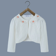 Cardigan Baby-Girl Coats Clothing Spring Summer To Cotton for Outerwear 175002 Match-Dress