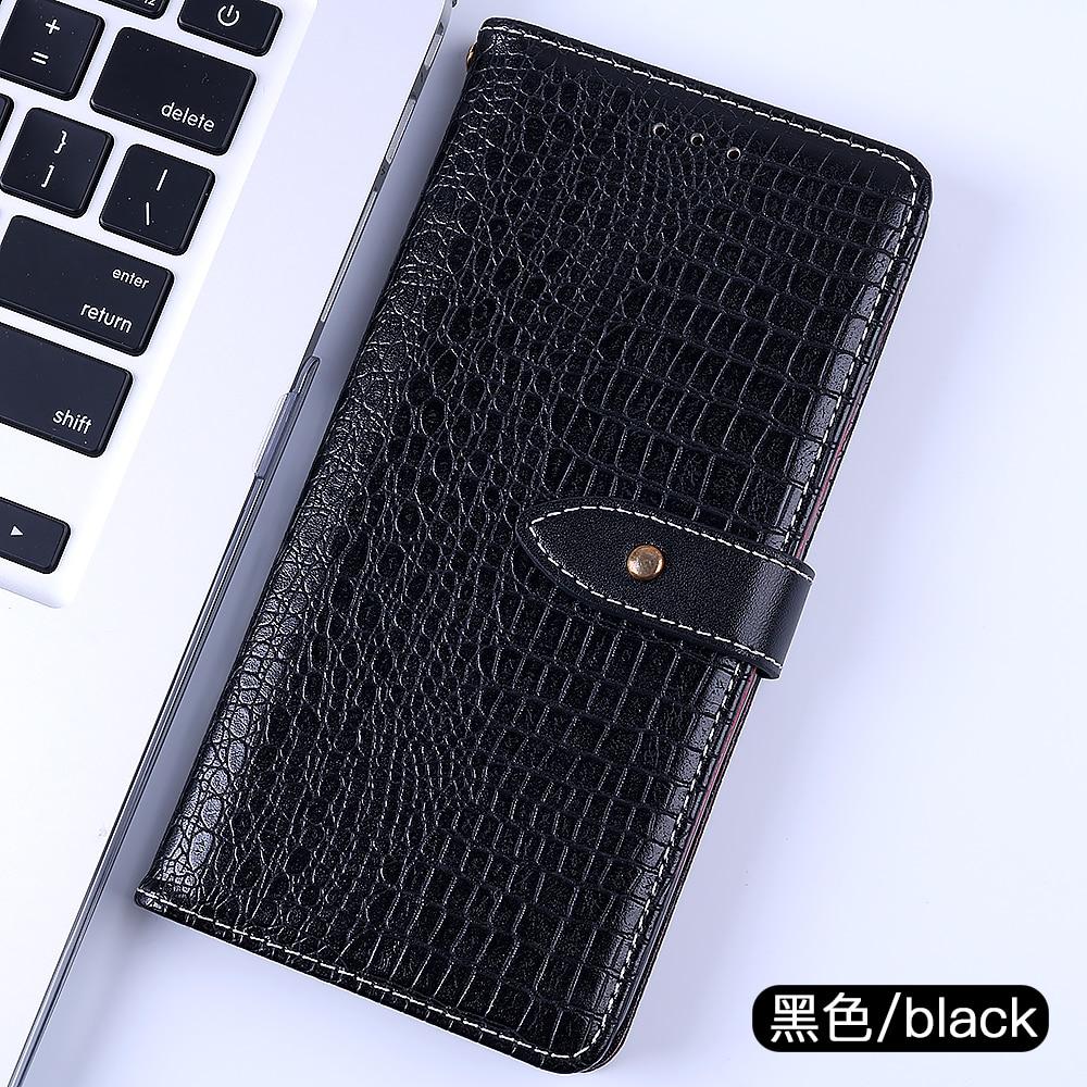 UTOPER Wallet Flip Case For OnePlus 6 Luxury Wallet Case Hold PU Leather Flip Case For One Plus 6 Case For OnePlus 6 Case coque