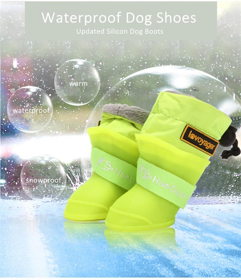 Dog Rain Boots (7)