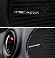 Automóvil Motocicleta Accesorios Car Styling Interior de Audio de Altavoces de Sonido harman/kardon Pegatinas