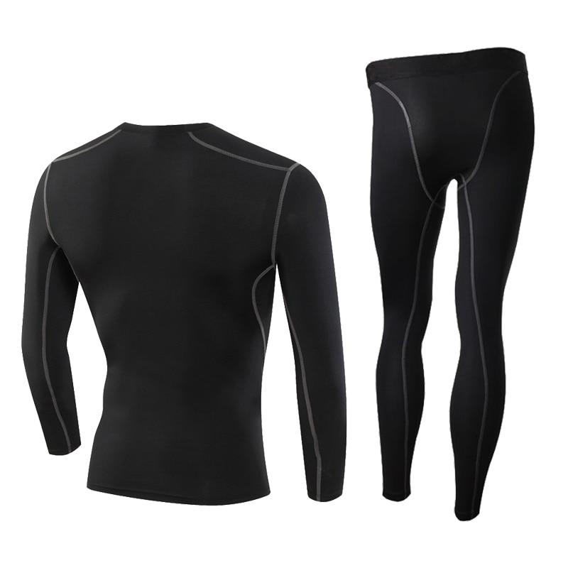 YD Nieuwe Logo Custom 2 stks Fitness Strakke Running Set Sneldrogende - Sportkleding en accessoires - Foto 2