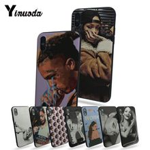 Yinuoda Rihanna Anti Work Painted cover Style Design Cell Phone Case For Apple iphone 7 7plus X 8 8plus 6s 6 6plus 5 5s 5c