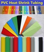 30pcs 18650 Battery Wrap PVC Heat Shrink Tubing Pre-cut  (for single 18650 Battery)  Color NO.1~8