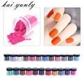 23 Colors Velvet Flocking Powder for Velvet Manicure Nail Art Polish Tips Nail Powder Nail Art Tool wholeasale Dec 15