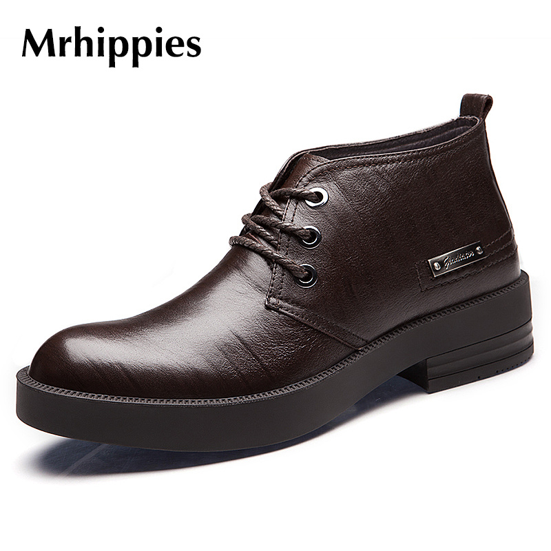 Genuine Leather Brown Men Shoes 2017 Italian Style Casual Men Shoe Dress Shoes For Wedding and Business Fashion Men's Flats h136 37 46 animal prints leopard genuine leather business shoes fashion brand design elevator wedding shoe for men nightclub wear