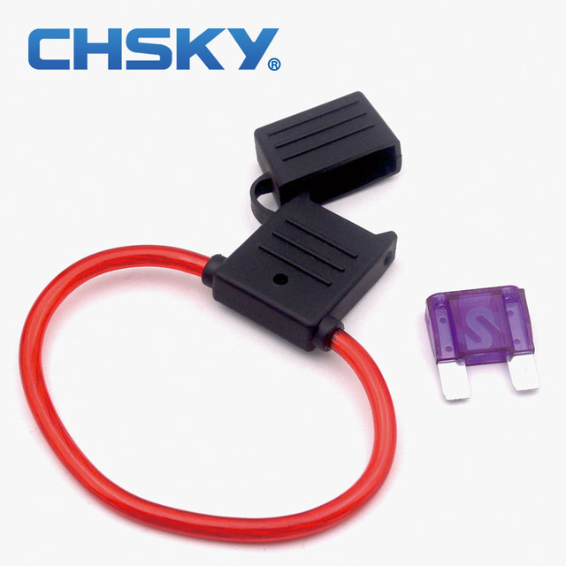 CHSKY 2 Pcs High Temperature Resistance Rubber Waterproof Maxi Fuse Holder Maxi Fuse Fit Accurately Car_640x640 online shop chsky 2 pcs high temperature resistance rubber maxi fuse box at aneh.co