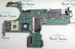 100% pracy 486301-001 48.4V901.021 zintegrowane siedzenie pojazdu płyty głównej GM45 dla HP Elitebook 6930p 6930W