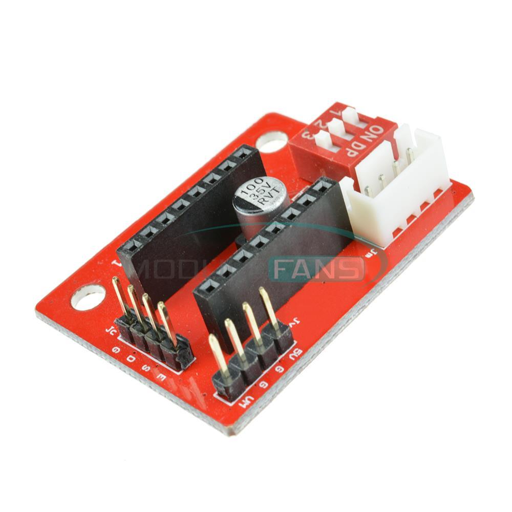 Электродетали DRV8825 3d/a4988