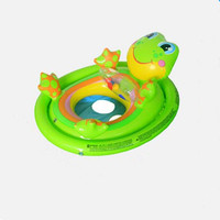 High quality children's swimming ring animal shaped floating ring three seat model combination buoy xx100