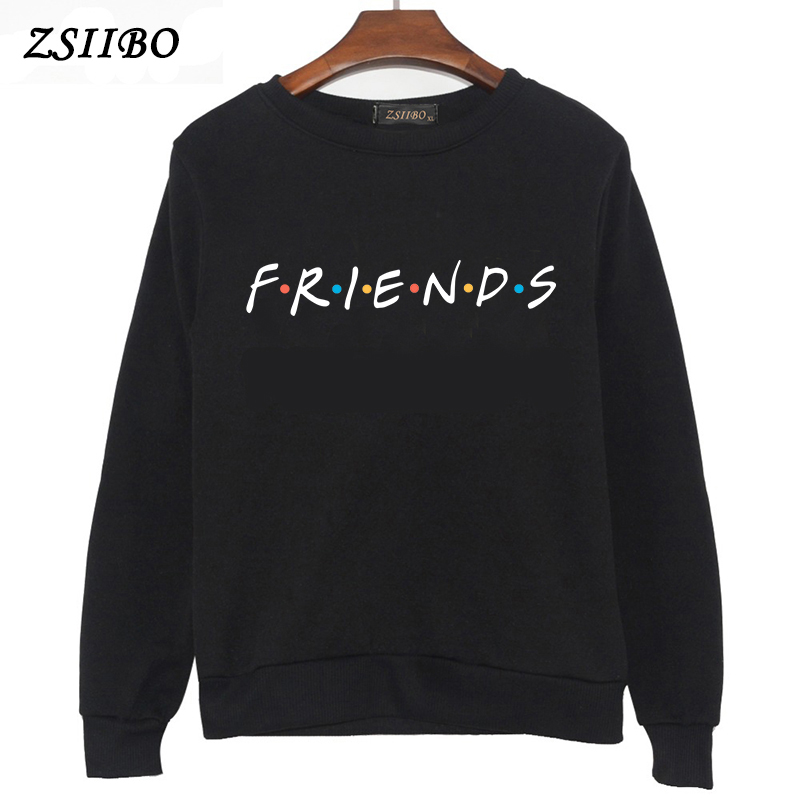 HTB1QlxmKuuSBuNjSsziq6zq8pXaH - FRIENDS Letter Print Women Hoodies Sweatshirt Winter Autumn Thicken Harajuku Sudaderas Mujer Long Sleeve Pullovers drop shipping