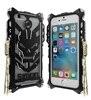 Zimon Brand Thor Luxury Heavy Duty Armor Metal Aluminum Mobile Phone Bags Cases For Apple Phone