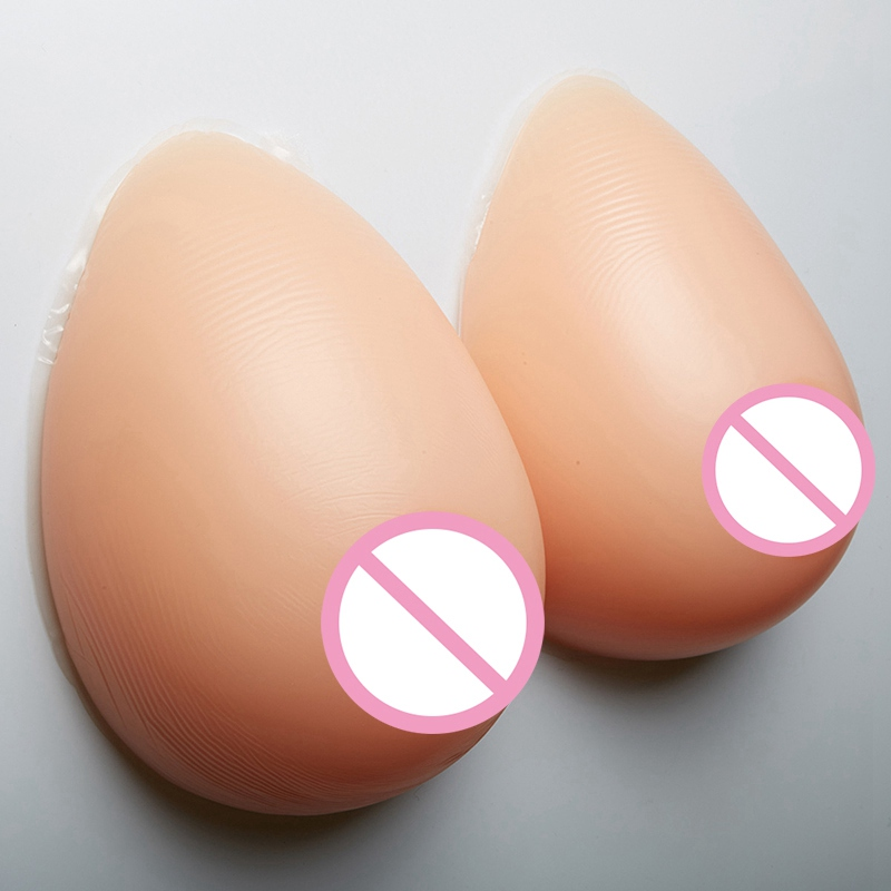 Silicone Artificial Breast Travesti Transgender Crossdresser Breast Forms Drag Queen Fake Boob Shemale Fake Breast 4600g huge artificial false breast drag queen silicone breast form enhancer fake boob for transgender corssdrrsser brown 1800g