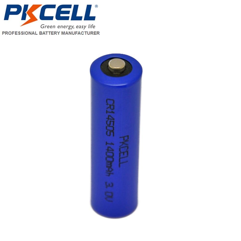 Cr14505 14505 CRAA 3 В 1400 мАч размера АА литий цилиндрические <font><b>li</b></font> mono2 unrechargeable Батарея