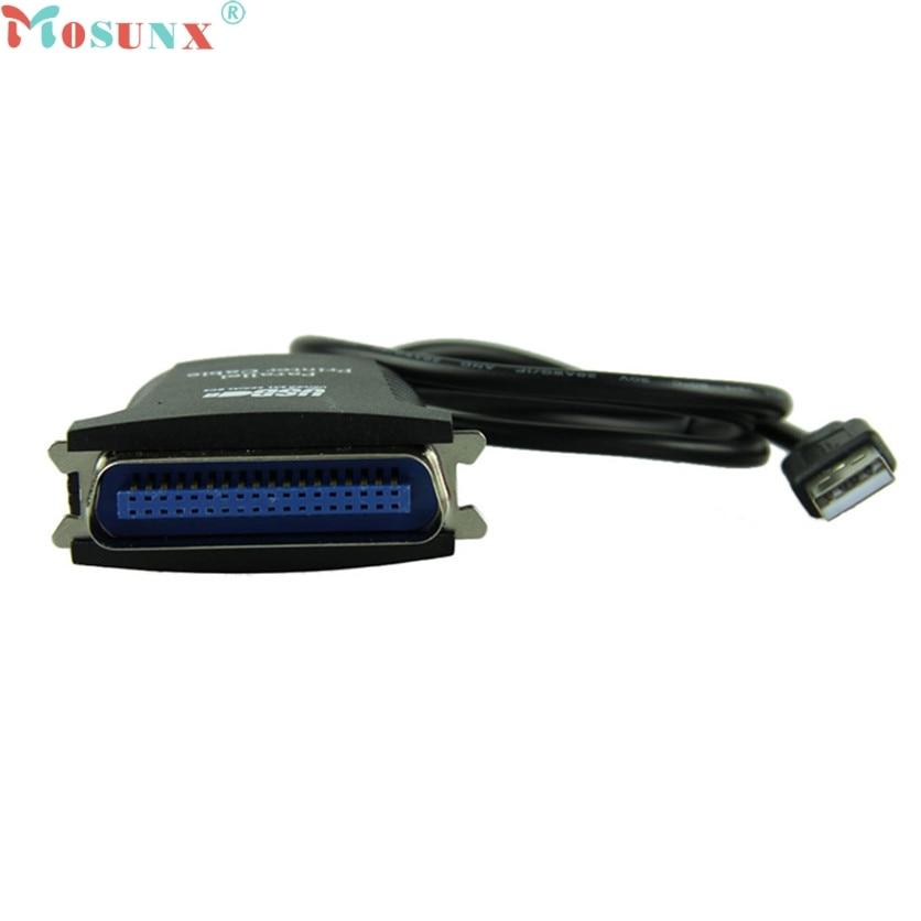 Mosunx usb lpt USB To DB36 Female Port Parallel Printer Print Converter Cable LPT 60331 наборы для поделок луч набор для изготовления мыла машины