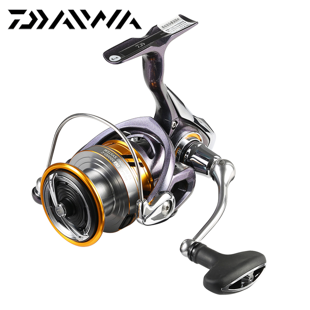DAIWA REGAL LT Spinning Fishing Reel