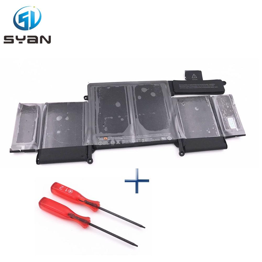 A1493 battery for font b Macbook b font Pro Retina 13 3 laptop A1502 Battery ME864LL