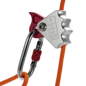 Image 3 - Lixada Cuerda de seguridad para escalada en roca, equipo de protección para 9 12mm