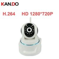 X7100 hd 720p cctv Camera wireless P2P camera 1.0MP IP CAMERA Plug&Play IR Cut Night Vision Pan/Tilt 2Way Audio PTZ control cctv