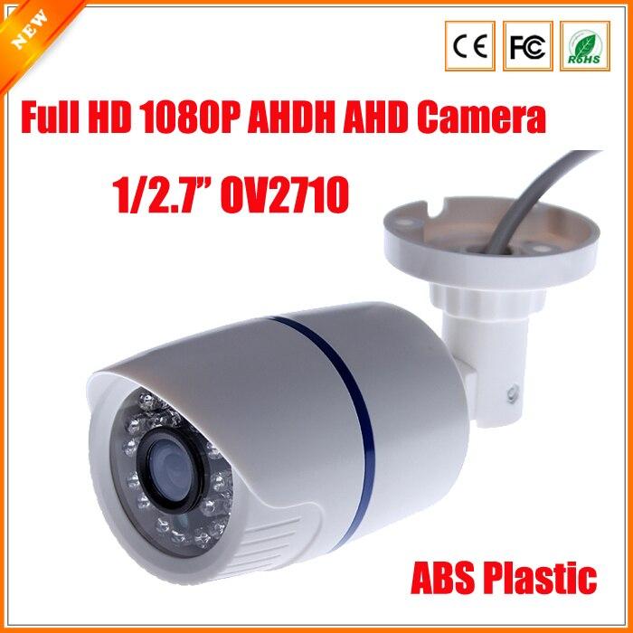 bilder für BESDER Full HD 1080 P AHD Kamera AHDH Kamera 1/2. 8 ''SONY IMX322 Sicherheit Stiftkamera Im Freien Wasserdichte Ir-sperrfilter