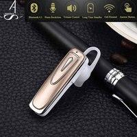AfSSuf Mini Fone De Ouvido Bluetooth 4 1 Auricolari Handfree Wireless Earphone Volume Control Technology For