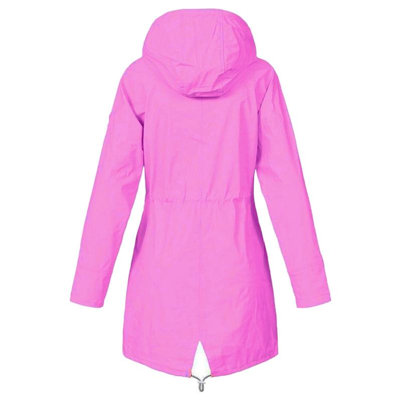 HTB1Qm1oXFP7gK0jSZFjq6A5aXXaf LASPERAL 2019 Women Jacket Coat Waterproof  Transition Jacket Outdoor Hiking Clothes Lightweight Raincoat Women's Raincoat