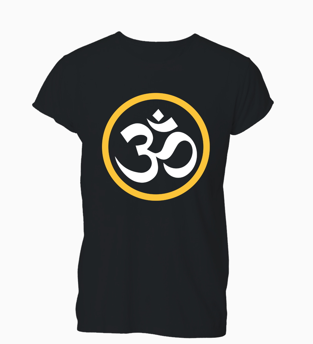 Fashion Classic Ohm Symbol Om Meditation Spirituality Yogaer Kids Boys Girls T-Shirt 2018 Casual Short Sleeve Shirt Tee