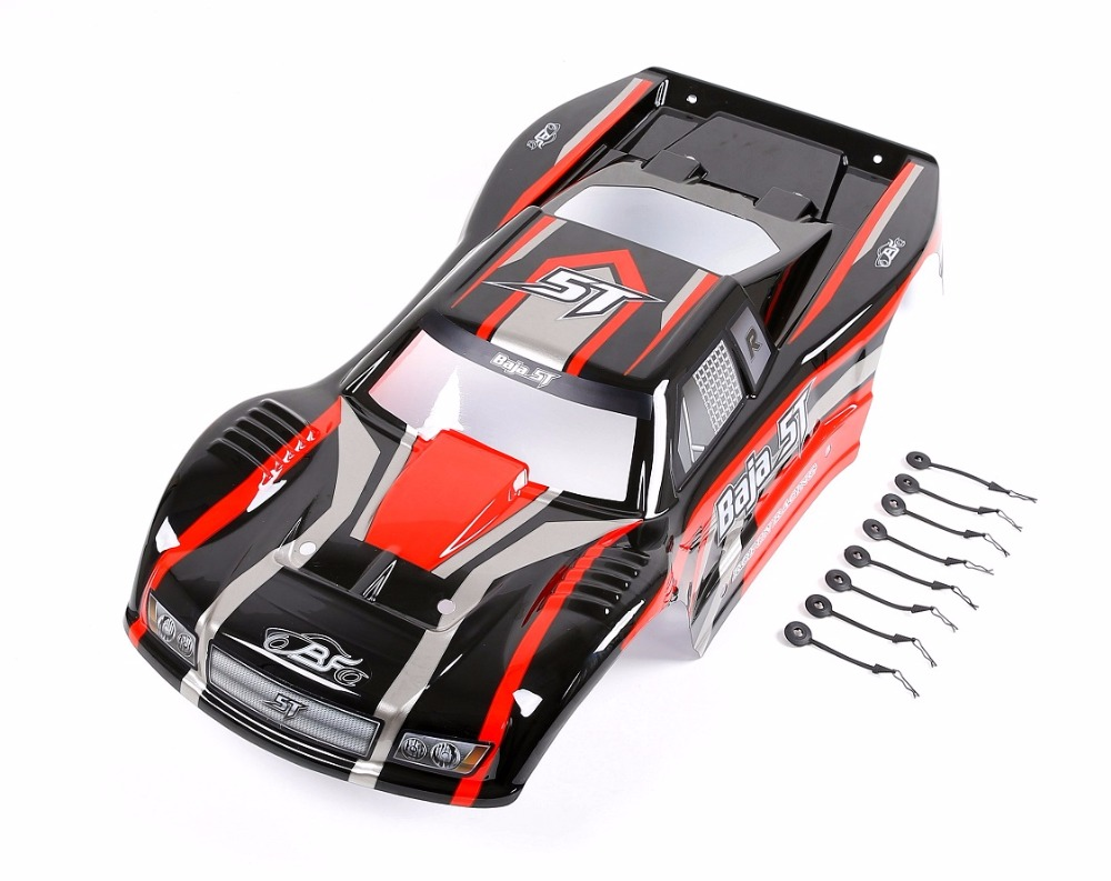 Body colourful Shell for 1/5 HPI BAJA Rovan 5T rc car parts 1 5 rc car car shell kit fit hpi rovan baja ft parts