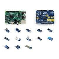 Parts Raspberry Pi 3 B Package D With Original Element 14 Raspberry Pi 3 Model B